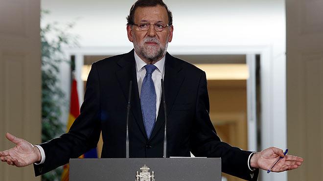 Rajoy augura un gran 2015 amb «arrencada» econòmica