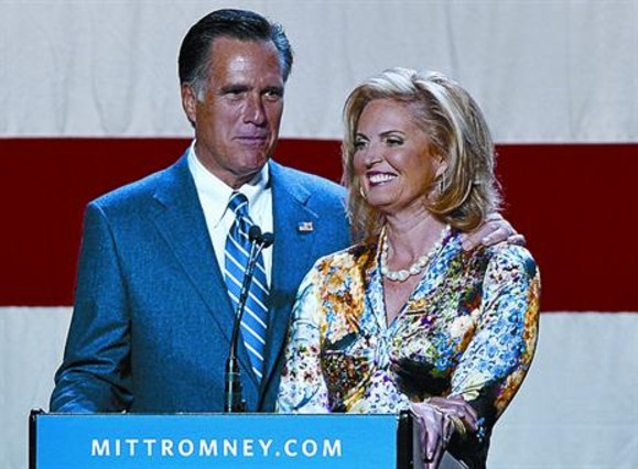 Otro disparate de Romney
