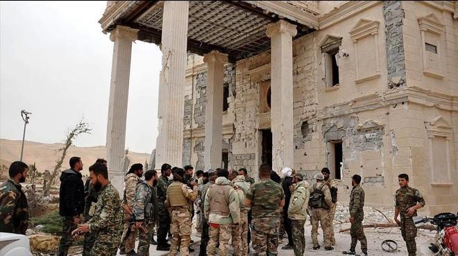 Documents filtrats revelen pactes secrets entre Assad i l'Estat Islàmic