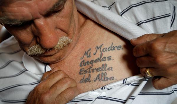 Mor Miguel Montes Neiro, el que va ser el pres més antic d'Espanya