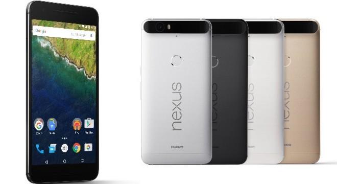 El Nexus 6P.