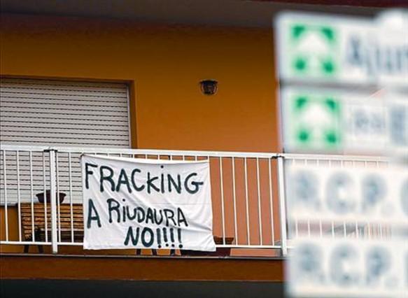 La Generalitat retira el permiso a Teredo Oils para buscar hidrocarburos en Garrotxa, Osona y Ripoll�s