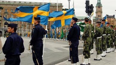 Suecia restablecerá el servicio militar en verano