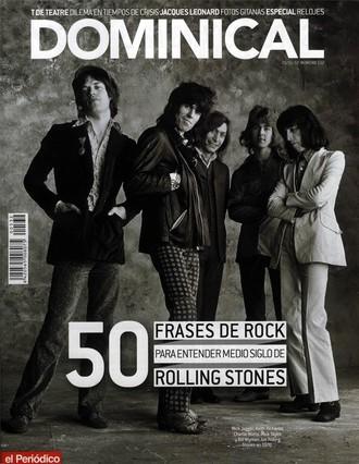 50 frases para definir los 50 a�os de los Rolling Stones