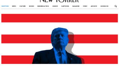 La premsa dels EUA, en estat de xoc després de la victòria de Donald Trump