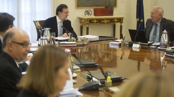 Compareixença de Rajoy després del Consell de Ministres, en directe