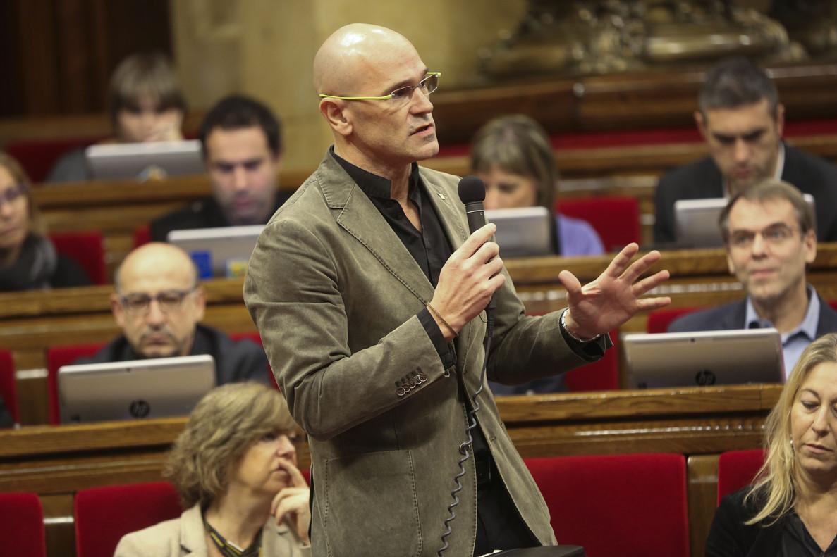 """Romeva no ve """"por ningún lado"""" la nueva etapa de diálogo con Catalunya del Gobierno"""