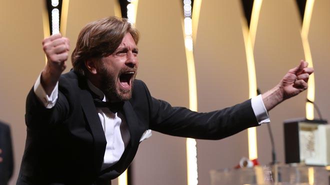 El ácido humor de Ruben Östlund conquista la Palma de Oro