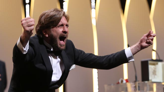 L'àcid humor de Ruben Östlund conquista la Palma d'Or