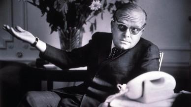 El escritor y periodista Truman Capote.