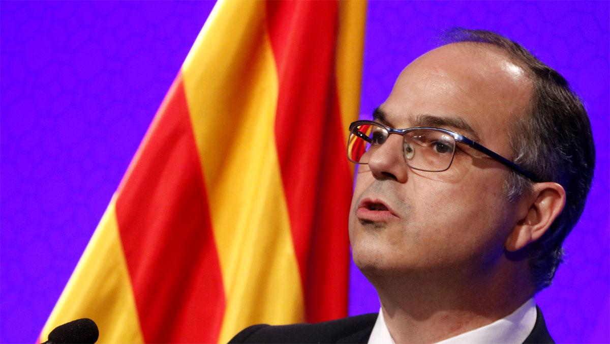 Turull dice que los 5 millones que podrían reclamar a Mas tocan ¿a menos de un euro por catalán¿