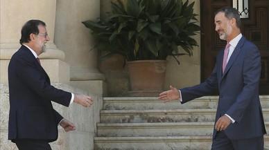 Rajoy assenyala la Generalitat catalana pel caos del Prat