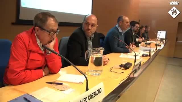 Viladecans presenta el plan consensuado de reforma del polígono industrial del Centro