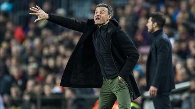 El Barça i els perills en el bosc de Luis Enrique