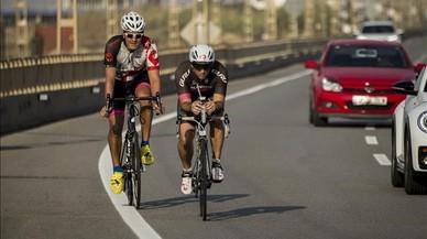 Coses que la bici pot fer en carretera i que (potser) el conductor no sap