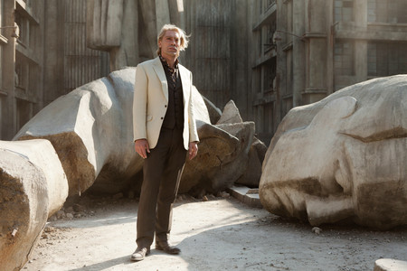 Bardem en una imagen del triler de 'Skyfall'