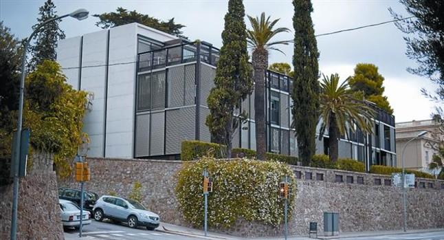 Messi se muda a un d plex de pedralbes - Casa de messi en castelldefels ...