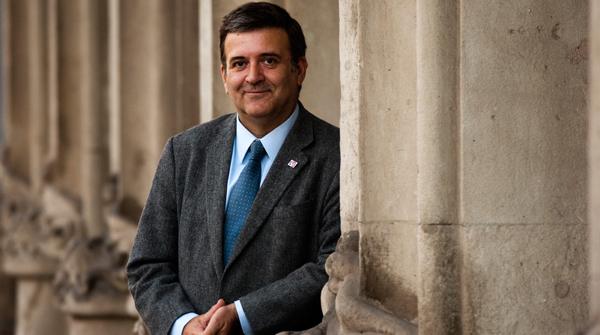 Entrevista amb el candidat de Solidaritat per la Independ�ncia, Alfons L�pez Tena.