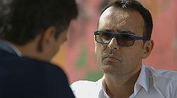 Risto Mejide escucha a Pedro S�nchez en el programa del domingo.
