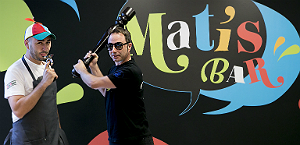 Hola a Mat�s Bar