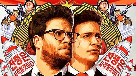 The interview, el filme de Evan Goldberg.
