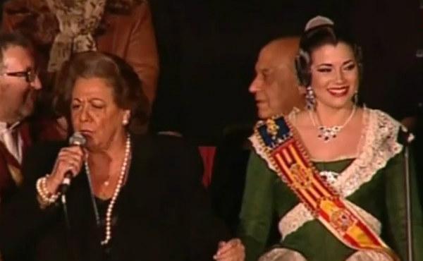 El discurso de Rita Barberà
