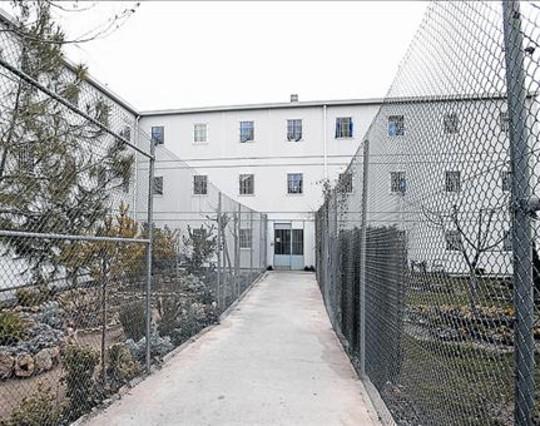 La cárcel 8 Prisión de Brians, en Sant Esteve de Sesrovires.