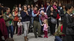 icoy33632463 barcelona 22 04 2016 protesta de padres ante el160425180740