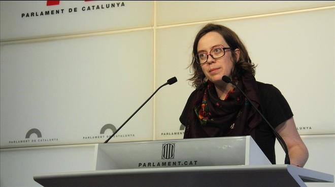 La CUP proposa Eulàlia Reguant per rellevar Garganté com a regidor de Barcelona