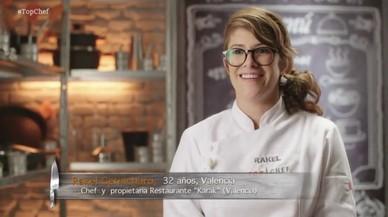 Rakel, guanyadora de 'Top chef 4'