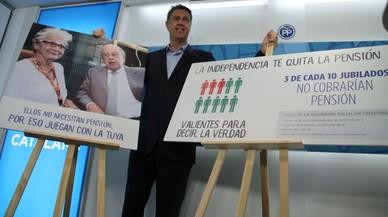 Albiol fa servir Pujol per alertar els jubilats contra la independència