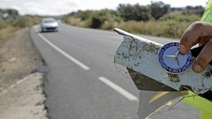 Accidente de tráfico, Sevilla
