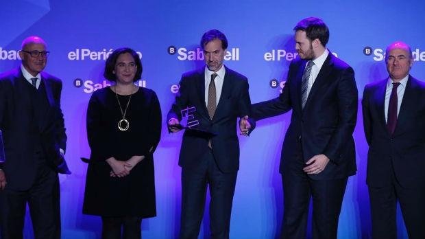 El mundo económico celebra la gala de los premios de EL PERIÓDICO (ES)