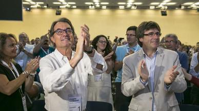 El Ministeri de l'Interior no registrarà el nom del Partit Demòcrata Català