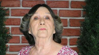 Amparo Valle era la Justi de 'La que se avecina', en Telecinco.