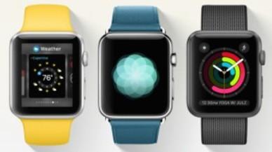 Apple presenta un avance del watchOS 3