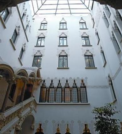 La mansión que cambió el lujo por el fin social