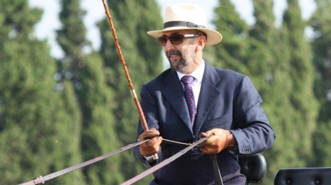El uruguayo Ernesto Colman viv�a rodeado de purasangres, un pueblo en el Valle D'Aran y un avi�n.