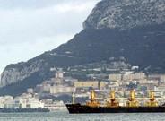 Una imagen de archivo de la Bah�a de Algeciras.