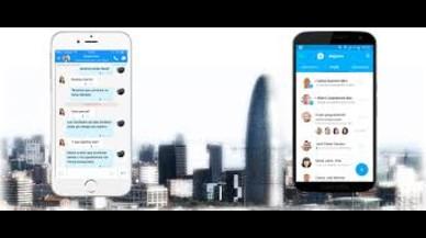 App de mensajería que autodestruye datos confidenciales