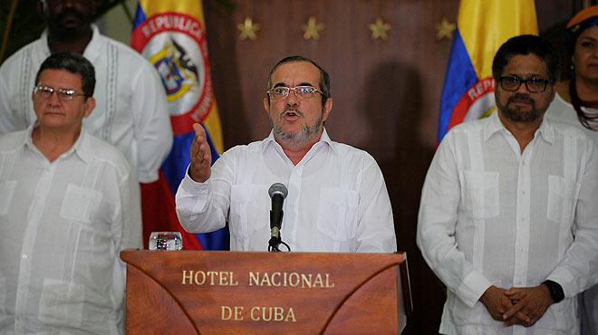 Colòmbia es desperta en pau
