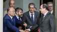 Los l�deres religiosos piden a Hollande reforzar la seguridad en los lugares de culto
