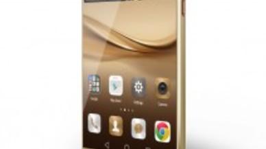 El Huawei P9 Plus llega en dorado con Vodafone