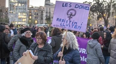 Convocada una aturada de dones el 8 de març