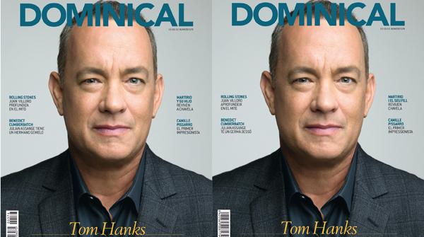 Tom Hanks presenta la seva nova pel·lícula, 'Capitán Phillips'