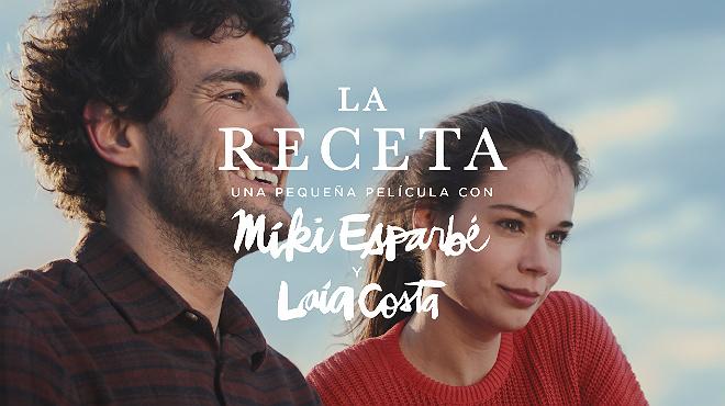 Laia Costa i Miki Esparbé, protagonistes del nou anunci d'Estrella Damm.