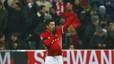 Lewandowski frena al Atlético
