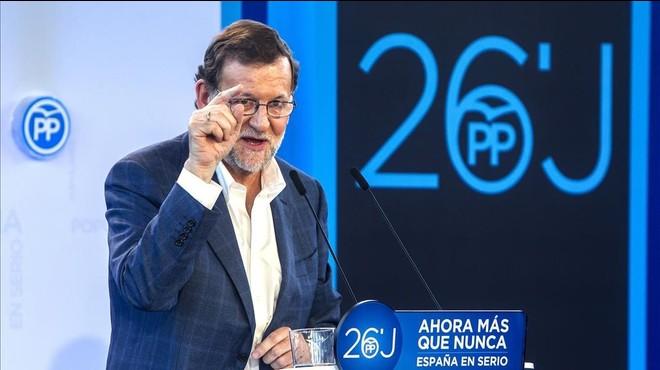 Rajoy es compromet amb la UE a fer més reformes si revalida el càrrec