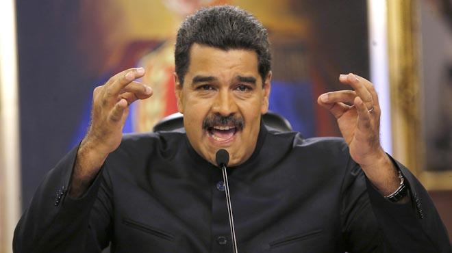 Maduro denuncia atac aeri contra seu del TSJ