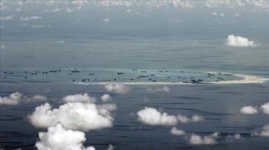 El tribunal internacional de l'Haia acusa la Xina de violar la sobirania filipina